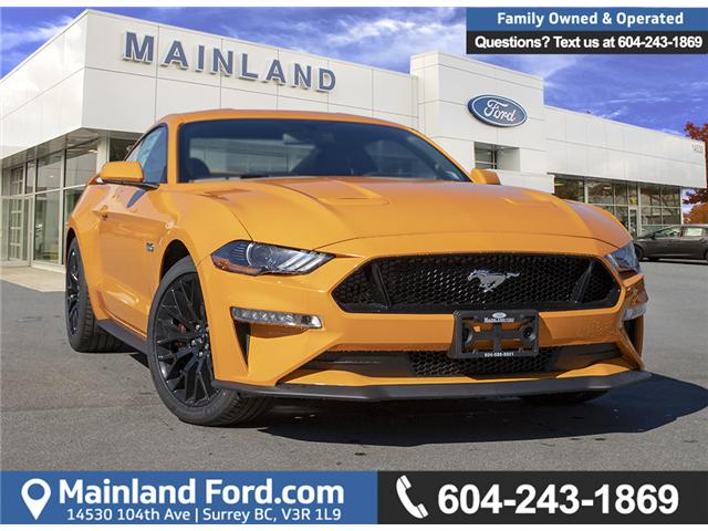 2019 Ford Mustang  (Stk: 9MU4963) in Surrey - Image 1 of 25