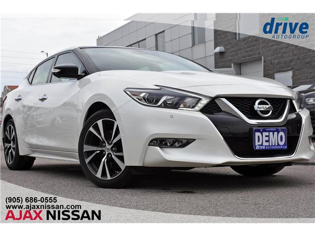 2018 Nissan Maxima Platinum (Stk: P4058CV) in Ajax - Image 1 of 35
