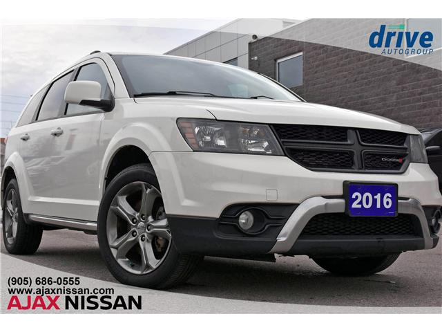 2016 Dodge Journey Crossroad (Stk: U204A) in Ajax - Image 1 of 24