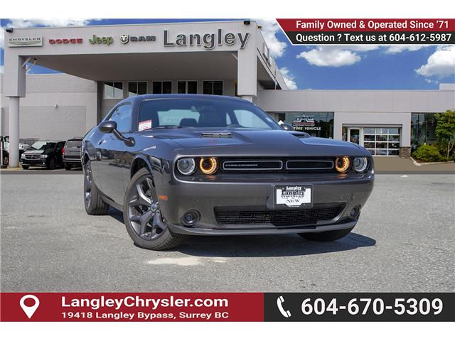 2018 Dodge Challenger SXT (Stk: J305034) in Surrey - Image 1 of 21