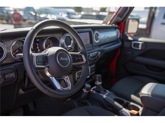 2018 Jeep Wrangler Unlimited Sahara (Stk: J153672) in Surrey - Image 9 of 26