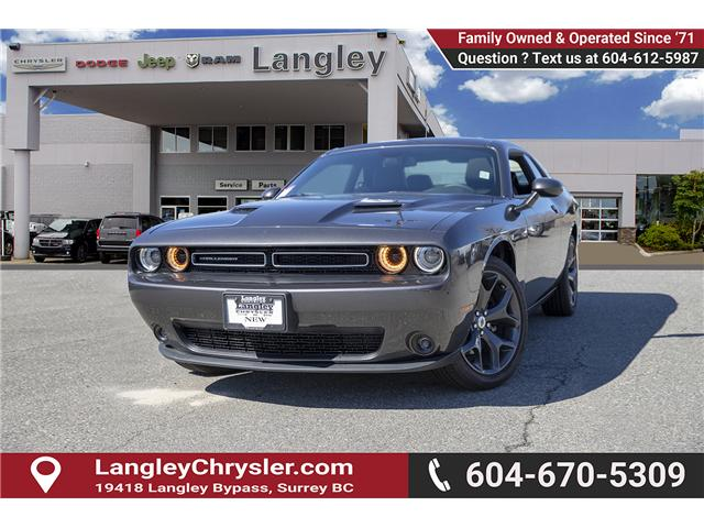 2018 Dodge Challenger SXT (Stk: J305034) in Surrey - Image 3 of 21