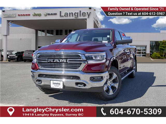 2019 RAM 1500 Laramie (Stk: K502288) in Surrey - Image 3 of 28