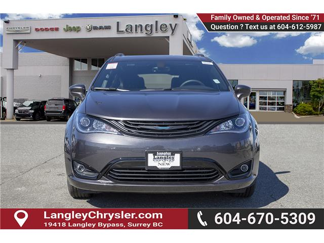 2019 Chrysler Pacifica Hybrid Touring Plus (Stk: K555515) in Surrey - Image 2 of 22