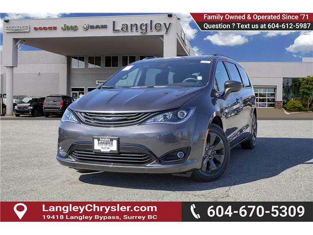 2019 Chrysler Pacifica Hybrid Touring Plus (Stk: K555515) in Surrey - Image 3 of 22