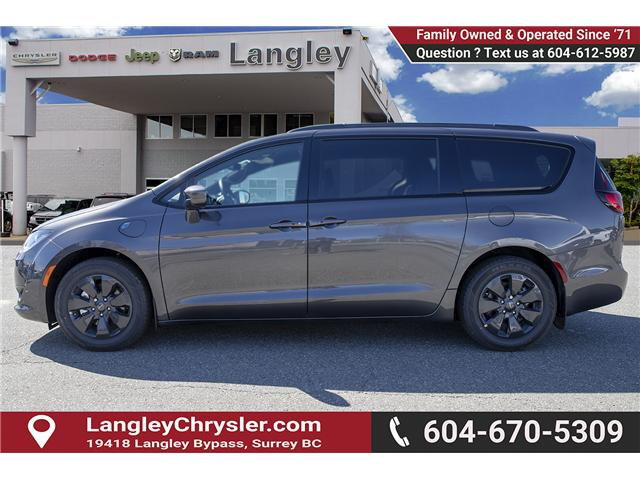 2019 Chrysler Pacifica Hybrid Touring Plus (Stk: K555515) in Surrey - Image 4 of 22