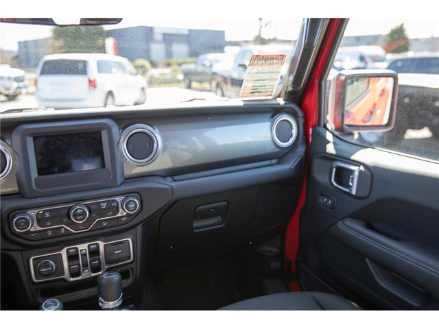 2018 Jeep Wrangler Unlimited Sahara (Stk: J153672) in Surrey - Image 14 of 26