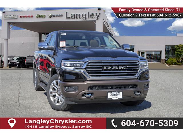 2019 RAM 1500 Laramie Longhorn (Stk: K569897) in Surrey - Image 1 of 26