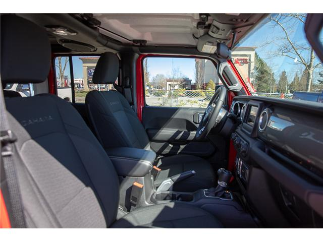 2018 Jeep Wrangler Unlimited Sahara (Stk: J153672) in Surrey - Image 17 of 26