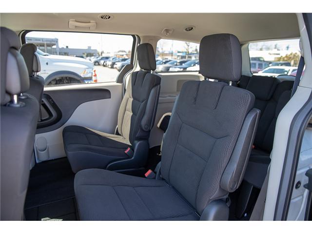 2018 Dodge Grand Caravan Crew (Stk: J314046) in Surrey - Image 10 of 24