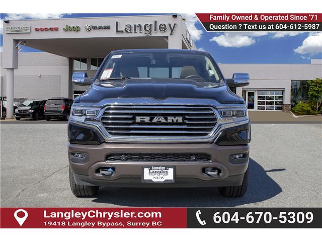 2019 RAM 1500 Laramie Longhorn (Stk: K569897) in Surrey - Image 2 of 26