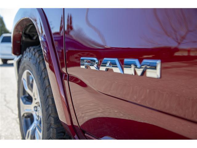 2019 RAM 1500 Laramie (Stk: K502288) in Surrey - Image 9 of 28