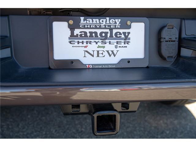 2019 RAM 1500 Laramie Longhorn (Stk: K569897) in Surrey - Image 7 of 26