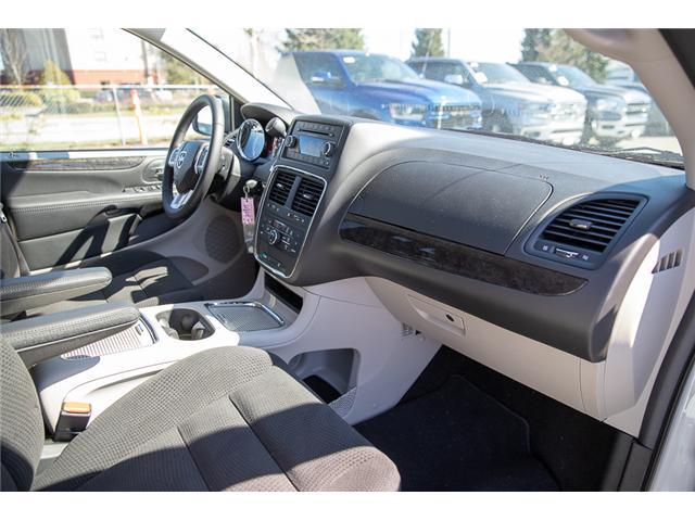 2018 Dodge Grand Caravan Crew (Stk: J314046) in Surrey - Image 15 of 24