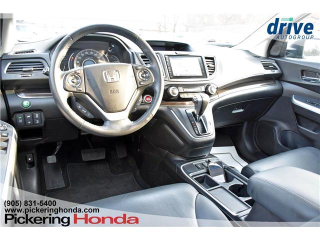 2016 Honda CR-V Touring (Stk: P4758) in Pickering - Image 2 of 36