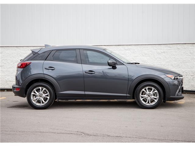 2017 Mazda CX-3 GS (Stk: 18FC1456T) in  - Image 2 of 23