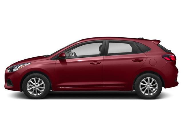 2019 Hyundai Accent Preferred (Stk: 39745) in Mississauga - Image 2 of 9