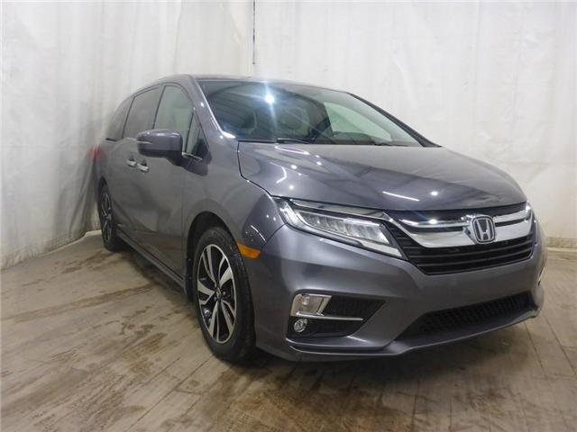 2018 Honda Odyssey Touring (Stk: 19031968) in Calgary - Image 2 of 28
