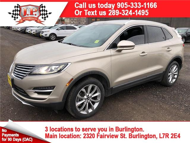 2015 Lincoln MKC Base (Stk: 45410) in Burlington - Image 1 of 25