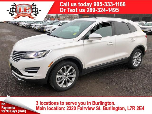 2015 Lincoln MKC Base (Stk: 46292) in Burlington - Image 1 of 25