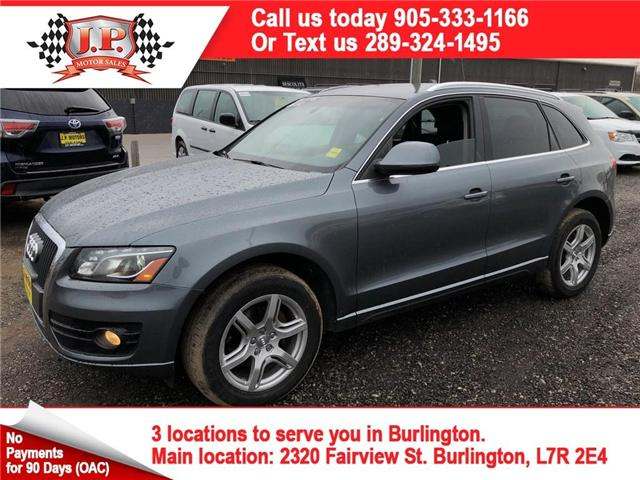 2012 Audi Q5 2.0T Premium (Stk: 46294) in Burlington - Image 1 of 23