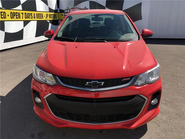 2018 Chevrolet Sonic LT Auto (Stk: 46491) in Burlington - Image 5 of 15