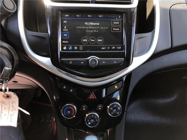 2018 Chevrolet Sonic LT Auto (Stk: 46491) in Burlington - Image 11 of 15