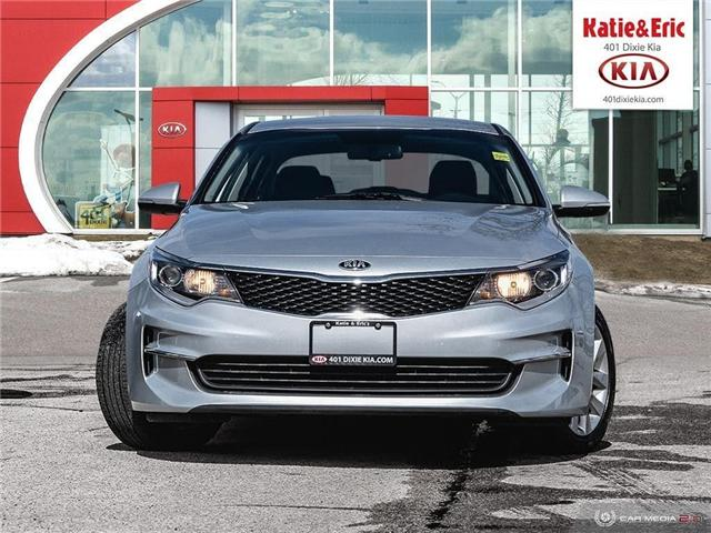 2018 Kia Optima  (Stk: K3039) in Mississauga - Image 2 of 24