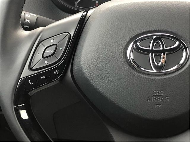 2018 Toyota C-HR XLE (Stk: M10157) in Scarborough - Image 14 of 20