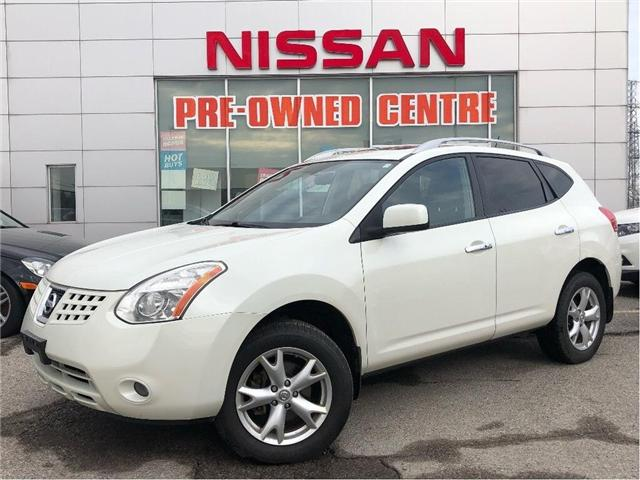 2010 Nissan Rogue SL-AWD (Stk: M101205A) in Scarborough - Image 1 of 20