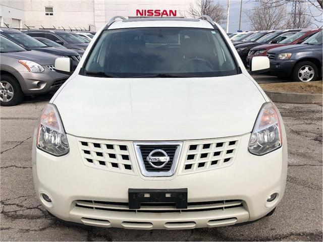 2010 Nissan Rogue SL-AWD (Stk: M101205A) in Scarborough - Image 8 of 20