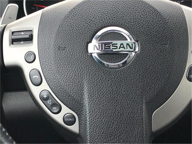 2010 Nissan Rogue SL-AWD (Stk: M101205A) in Scarborough - Image 15 of 20