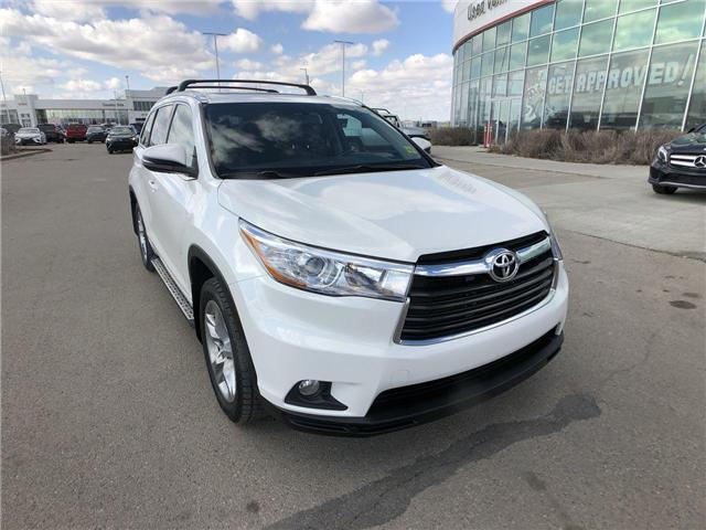 2015 Toyota Highlander  (Stk: 2800278A) in Calgary - Image 1 of 20