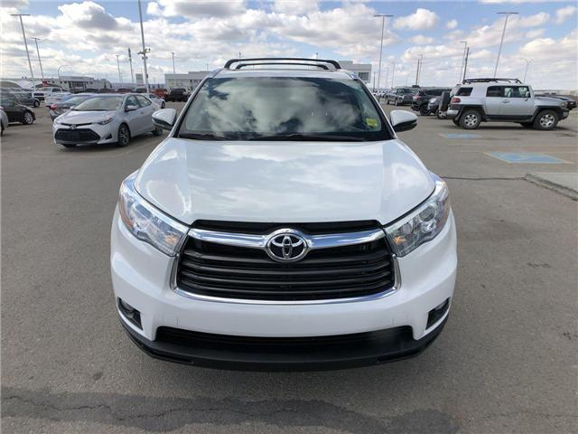 2015 Toyota Highlander  (Stk: 2800278A) in Calgary - Image 2 of 20