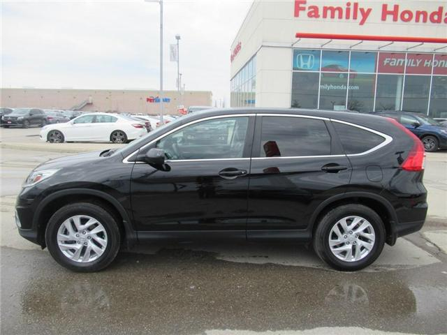 2015 Honda CR-V EX-L, LEATHER, ECO MODE! (Stk: 9109119A) in Brampton - Image 2 of 30