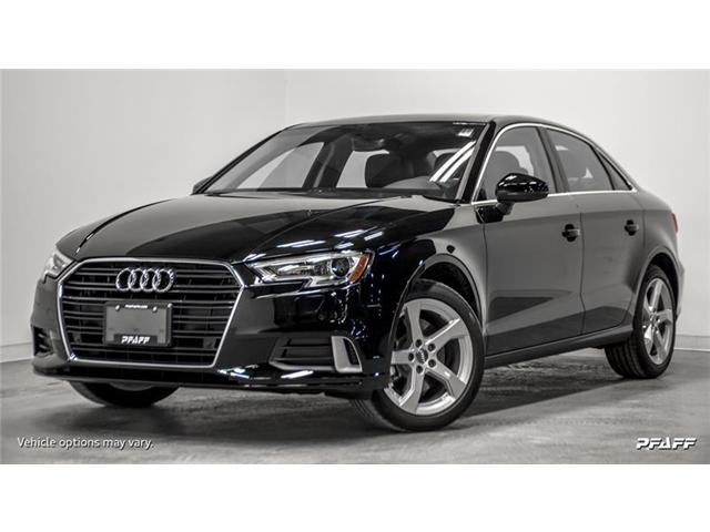 2019 Audi A3 40 Komfort (Stk: T16371) in Vaughan - Image 1 of 16