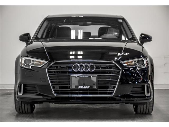 2019 Audi A3 40 Komfort (Stk: T16371) in Vaughan - Image 2 of 16