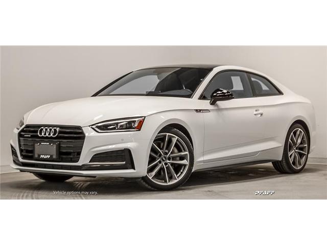 2019 Audi A5 45 Progressiv (Stk: T16470) in Vaughan - Image 1 of 22