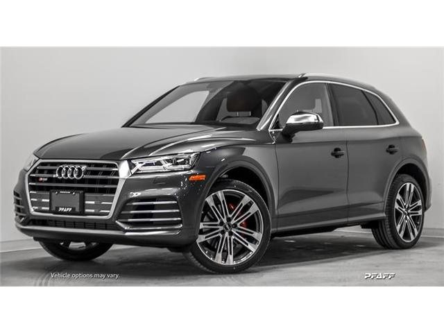 2019 Audi SQ5 3.0T Progressiv (Stk: T16474) in Vaughan - Image 1 of 22