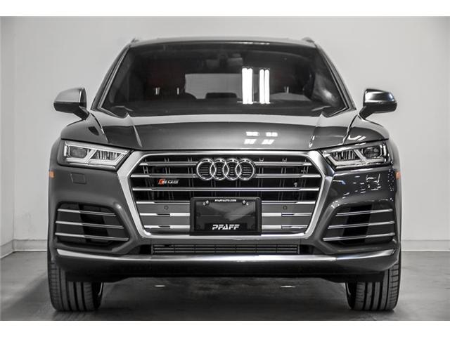 2019 Audi SQ5 3.0T Progressiv (Stk: T16474) in Vaughan - Image 2 of 22