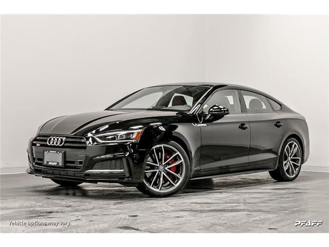 2019 Audi S5 3.0T Progressiv (Stk: T16491) in Vaughan - Image 1 of 22