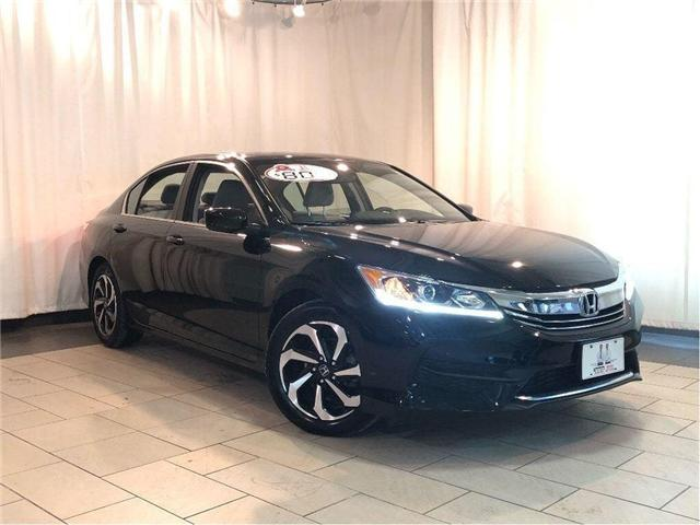 2017 Honda Accord LX | One Owner | Low Mileage | CVT (Stk: 38492) in Toronto - Image 1 of 29
