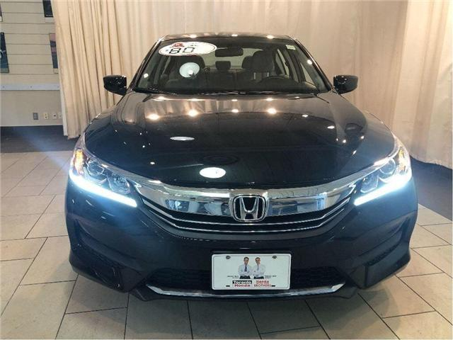 2017 Honda Accord LX | One Owner | Low Mileage | CVT (Stk: 38492) in Toronto - Image 2 of 29