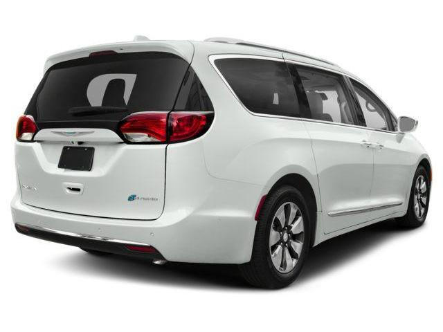 2019 Chrysler Pacifica Hybrid Limited (Stk: K669872) in Surrey - Image 3 of 9