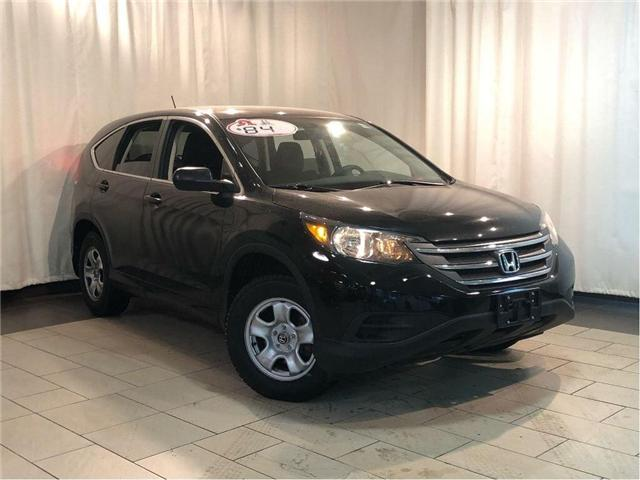 2014 Honda CR-V LX FWD | One Owner | Clean Carfax (Stk: 38593) in Toronto - Image 1 of 29
