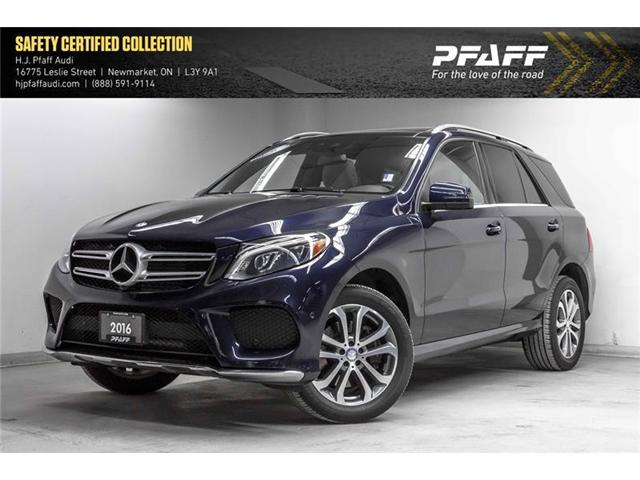 2016 Mercedes-Benz GLE-Class Base (Stk: 53151) in Newmarket - Image 1 of 22