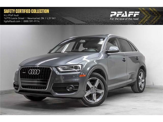 2015 Audi Q3 2.0T Progressiv (Stk: 53172) in Newmarket - Image 1 of 22