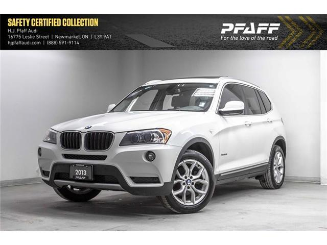 2013 BMW X3 xDrive28i (Stk: A11763AA) in Newmarket - Image 1 of 22