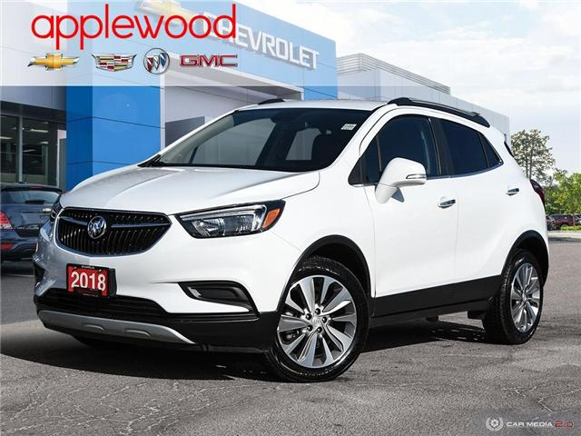 2018 Buick Encore Preferred (Stk: 6327P) in Mississauga - Image 1 of 27