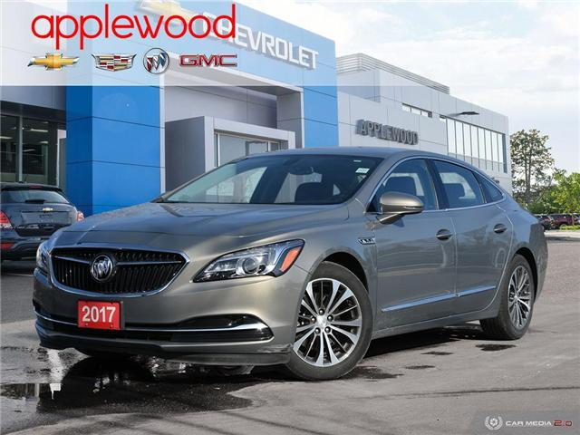 2017 Buick LaCrosse Essence (Stk: 7284P) in Mississauga - Image 1 of 27